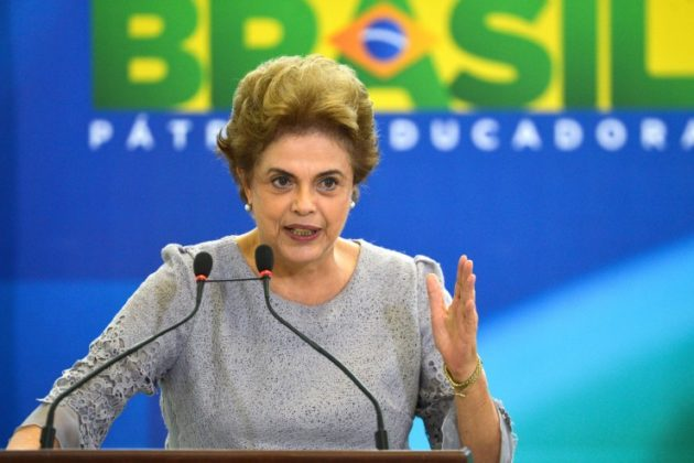 Sobre o pós-impeachment - Dilma Rousseff no Palácio do Planalto - Foto: José Cruz/ Agência Brasil.