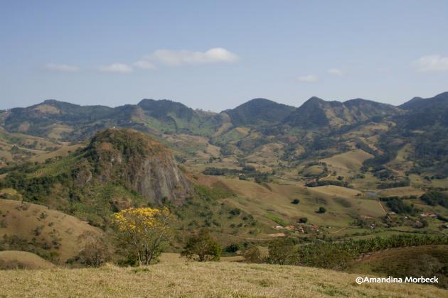 Foi por isso que me apaixonei pela Serra da Mantiqueira.
