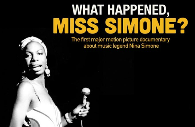Nina Simone - documentário What happened, Miss Simone?