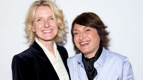 Liz Gilbert e Rayya Elias - Foto: Reprodução.