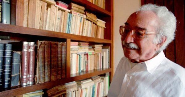 Manoel de Barros, o poeta pantaneiro - Foto: Reprodução.