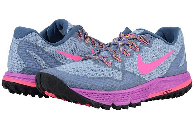 Nike Air Zoom Wildhorse 3 é um dos três modelos específicos para corrida em trilhas (trail running) - Sou muito fã da Nike - Foto: Divulgação.