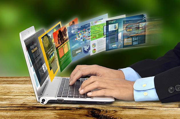 Por que ter um webstie? Porque ainda é a forma mais efetiva de comunicação com o mundo.