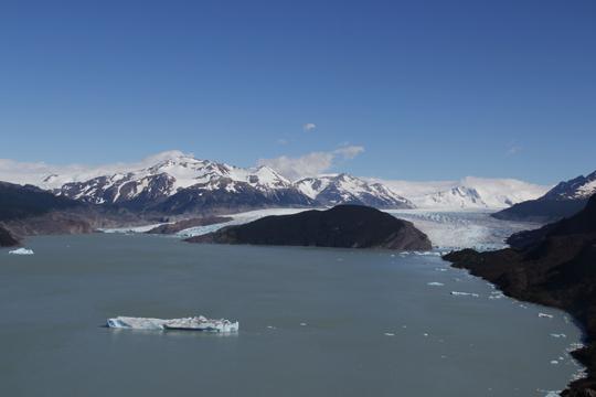 Imagem do Circuito W em Torres del Paine, Chile - Foto: Amandina Morbeck.